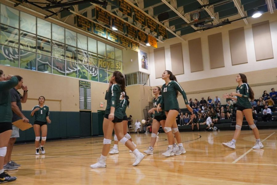 ILS Lady Royal Lions volleyball defeated Colonial Christian 3-1 last Thursday.