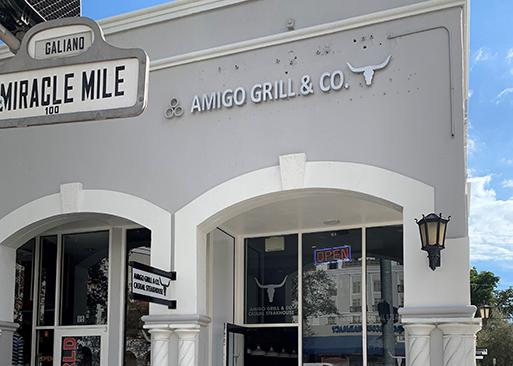 Food Review: Amigo Grill & Co.