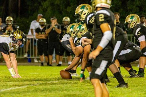 ILS rallied for 14 points in the fourth quarter, but came up short versus North Broward Prep.