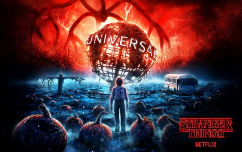Universal Studio's Halloween Horror Nights promotional picture.