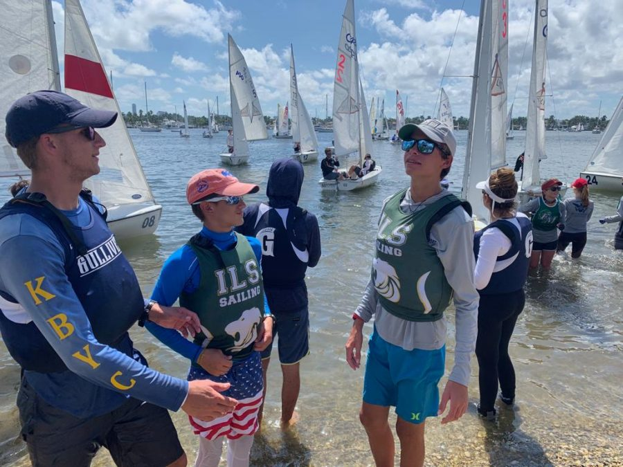 ILS Sailing dominates SAISA South Points Regatta