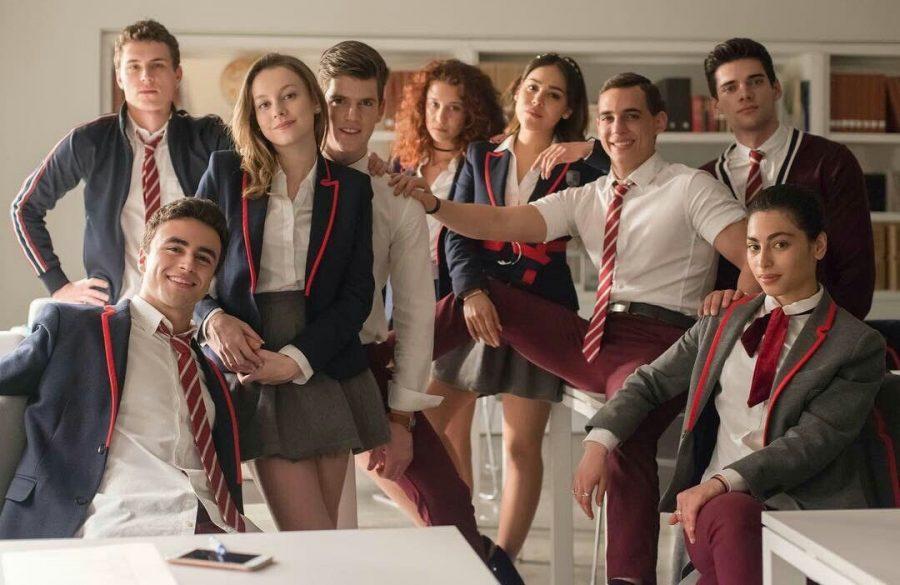 Netflixs successful teen drama, Élite.