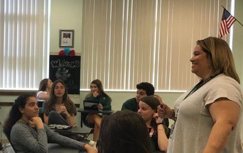 English Department gains alumni teacher in Mrs. De Arce