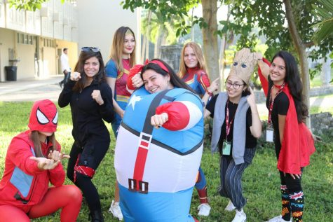 ILS Students Invited to celebrate Halloween during School