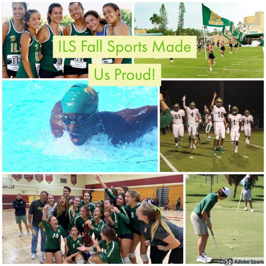 Fall Sports ending season strong