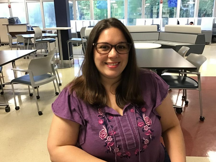 Mrs. Lianne Davila joined the ILS math department this year.
