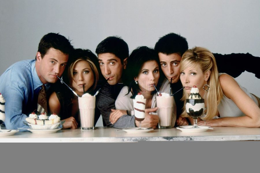Friends+Cast