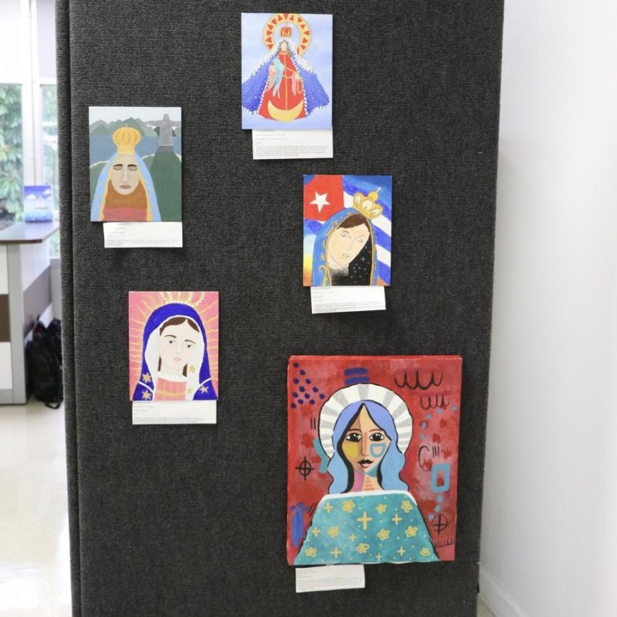Art In the Student Learning  Center