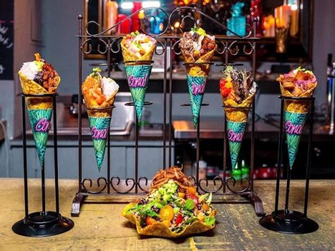 Opening of Conos Craving, has a unique twist to Colombian street food