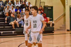 ILS Boys Basketball looks to rebound from season opener loss to Belen