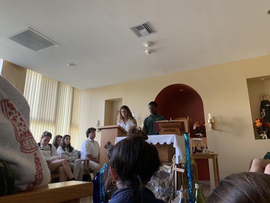 SALTT Hosts First Prayer Service of the Year.