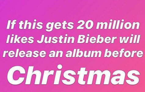 Photo Justin Bieber shared to Instagram.