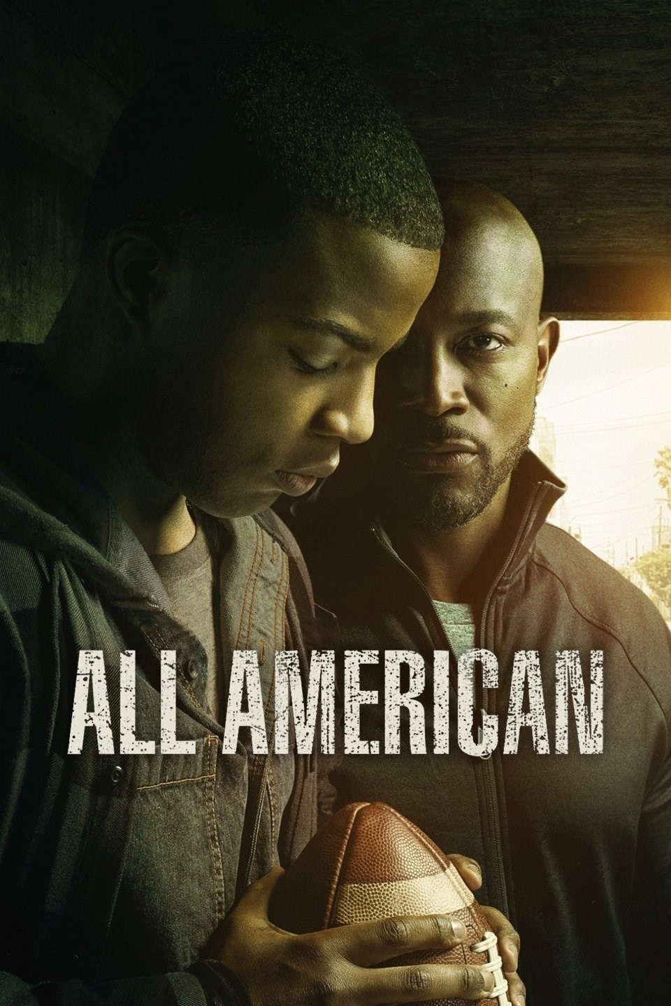 All American is a show on the CW that airs at 8 p.m every Monday.