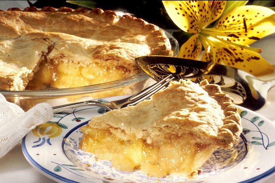 Apple Pie won the ILS Thanksgiving Dessert poll.