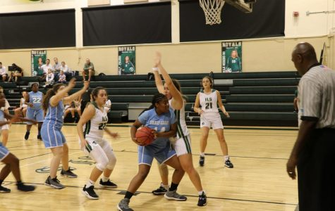 Girls Basketball starts season with dominant win