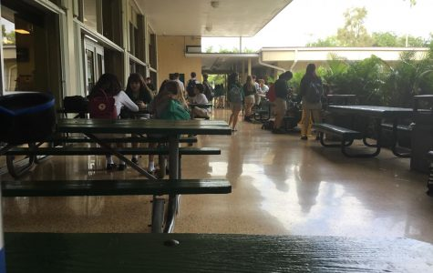 Latin American Culture Club Hosts Tequeños by the Breezeway