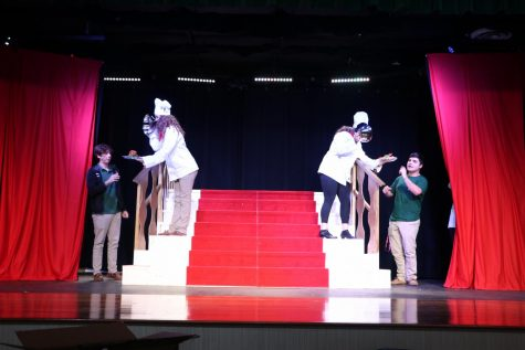 """Tech Week for """"Hello! Dolly"""" Complete"""