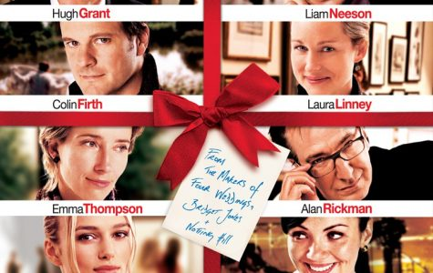 Love Actually movie poster.