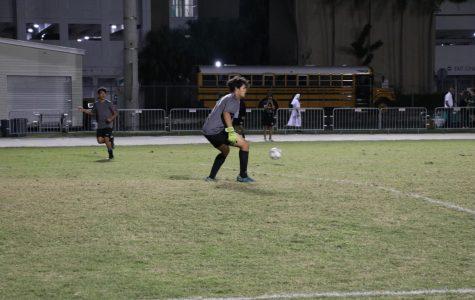 ILS boys varsity soccer defeated Ransom 3-1 last week.