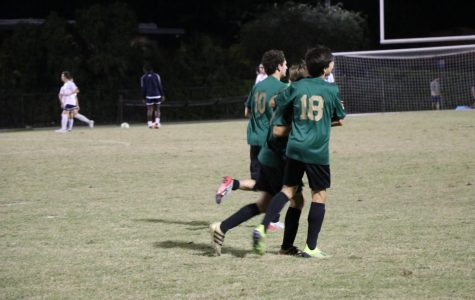 The ILS boys varsity soccer team won their second game in a row last week, defeating Archbishop McCarthy 1-0.