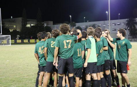 ILS boys varsity soccer held Belen scoreless in their match last Friday night.