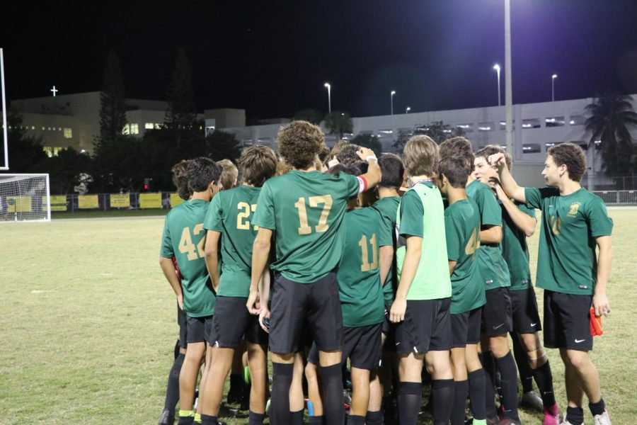 ILS boys varsity soccer held Belen scoreless in their match last Friday night.