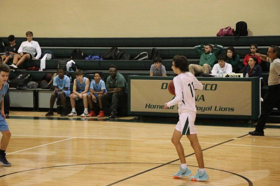The ILS Boys Varsity basketball team won their first game of the season, defeating TERRA 63-58 last Tuesday.
