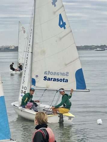 ILS Sailing Races in their First Regatta Of 2021