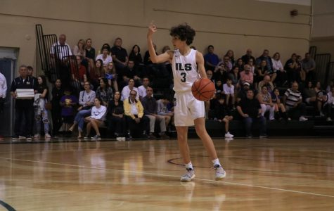 Freshman Alex Toledo led the way in the JV team's recent win over Archbishop Carroll.