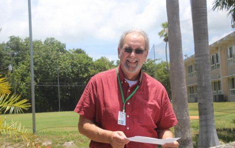 Mr. Neil Kjeldsen has returned to ILS for the 3rd Quarter to teach an English class.