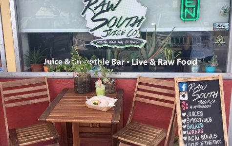 Raw South Juice Company is in the Dadeland Area.