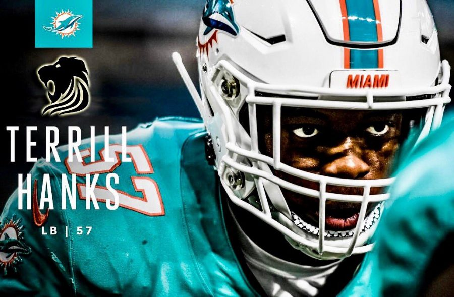 Immaculata La-Salle Alum Terrill Hanks Signed To A Futures Contract By The Miami Dolphins