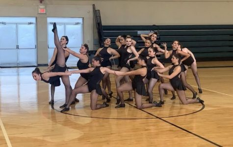 The ILS Dance team has a major competition coming this Sunday.