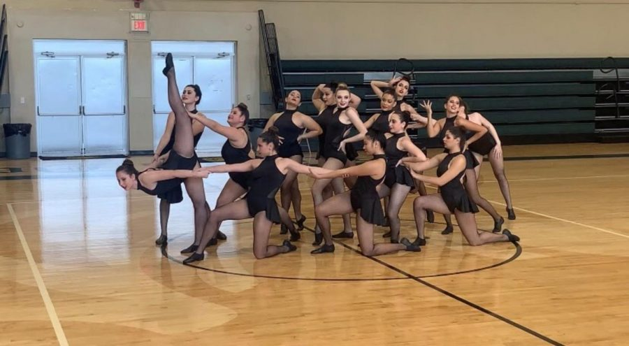 Dancers Prepare For Competition