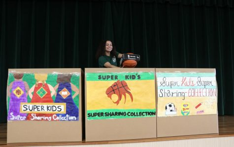 Super Kids-Super Sharing day coming to ILS!
