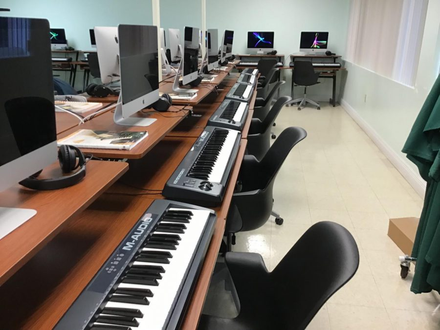 ILS's Sound Engineering Students Making Their Own Music