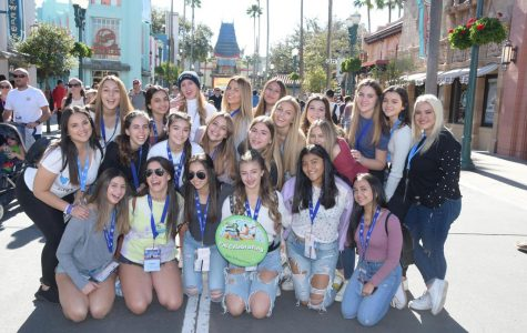 ILS Cheer Places 10th in Nationals