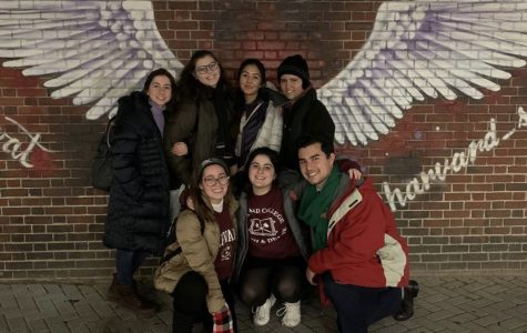 The ILS Debate club competed in Harvard recently.