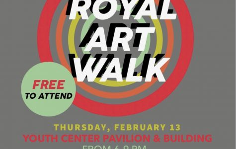 Come Out to Valentine's Day Art Walk!