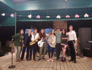 Music at Royal Art Walk