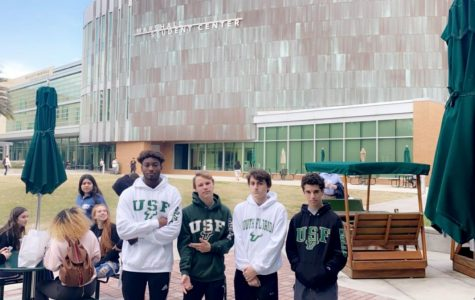 Juniors Take College Tour of the State