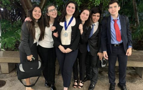 ILS Debate captain Isabella Perez earns spot at State Championship