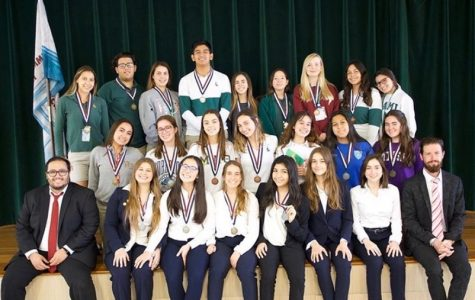 HOSA Excels at Florida Gold Coast Region Awards