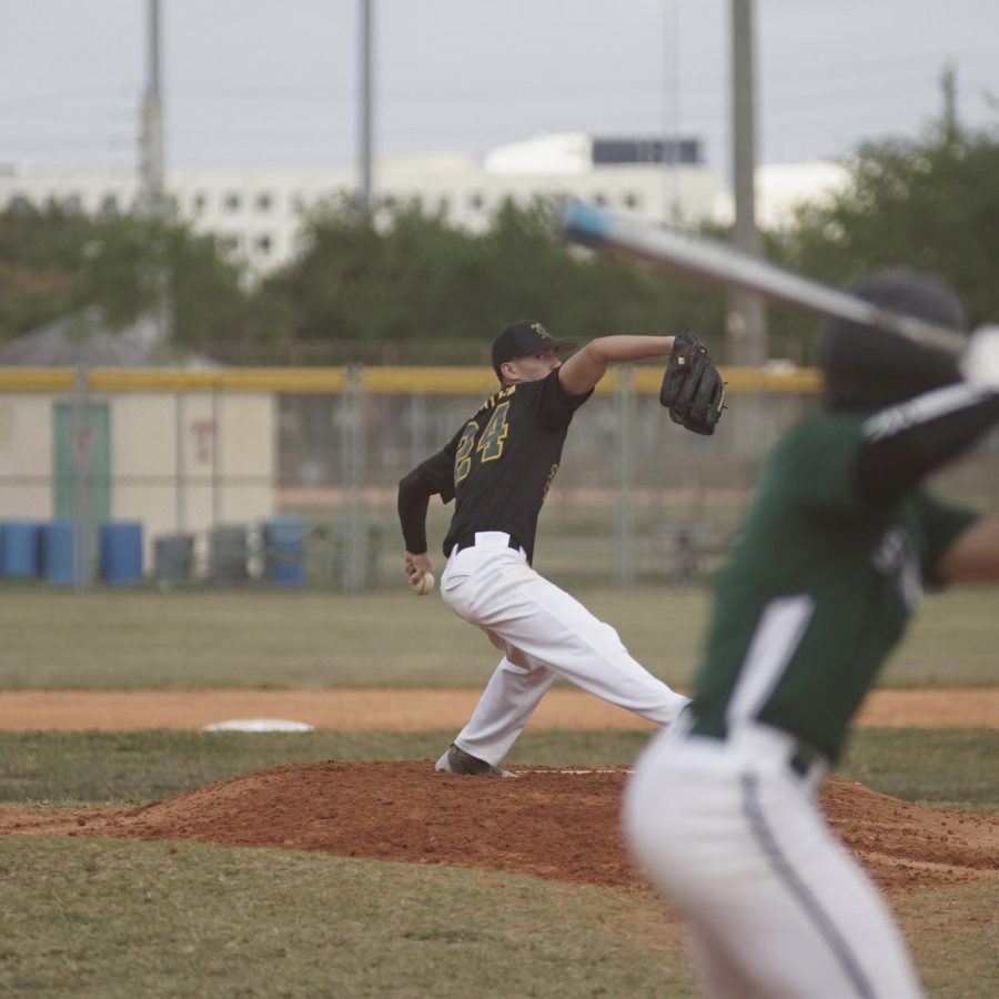 The ILS baseball team defeated Coral Shores 14-4 on Thursday.