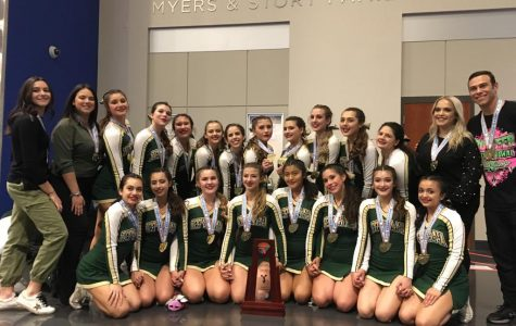 ILS Cheerleaders are State Champions!