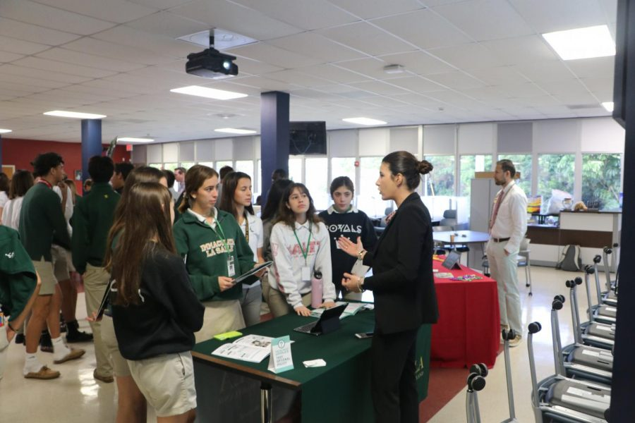 Jesuit College Fair
