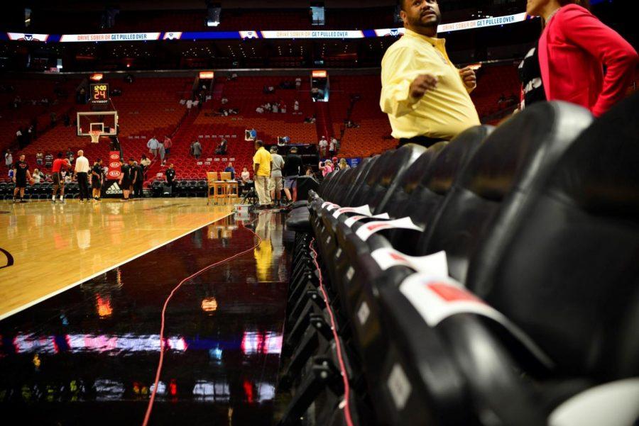 NBA+Suspends+Season+Due+To+Coronavirus