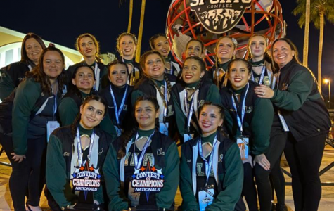 The Lionettes collected two awards at the Contest Of Champions.