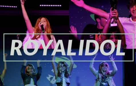 ILS's Royal Idol talent show/competition is taking place virtually this year.