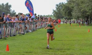 Senior Gabriella Caputo competed in three different sports at ILS.